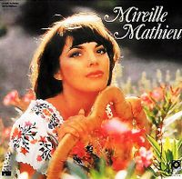 Cover Mireille Mathieu - Mireille Mathieu [1976]